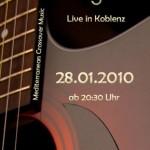 MichelAngelou - Live in Koblenz | Geckolounge