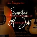 Gitarrenzauber im Schanz | MichelAngelou Quartett