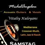 MichelAngelou & Vitaly Kuloyans | mediterranean crossover music