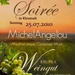 Sommer Soirée | MichelAngelou mediterranean crossover music