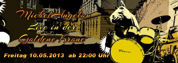 MichelAngelou Quartett Live in der Krone Darmstadt