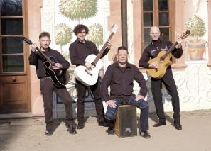 Presse-Foto Michelangelou Acoustic Quartett