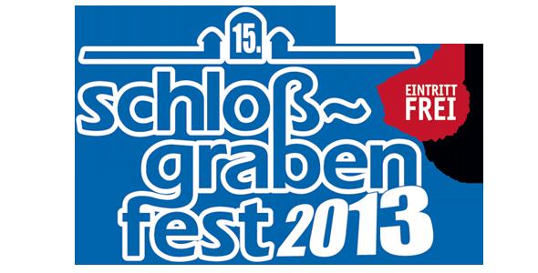 michelangelou freut sich auf das Schlossgrabenfest 2013
