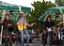 MichelAngelou rocken den Schottischen Feierabend im Martinsviertel