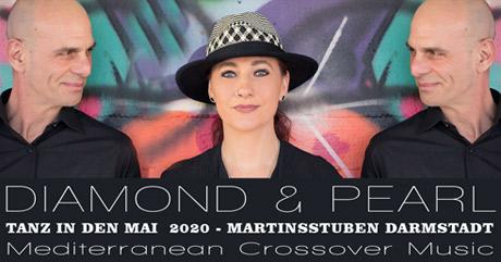 d & Pearl - Live in der Martinsstuben